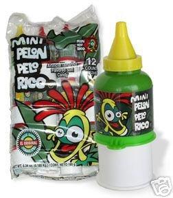 Mini-Pelon Pelo Rico (bag with 12 pz) 6.24 oz Variation