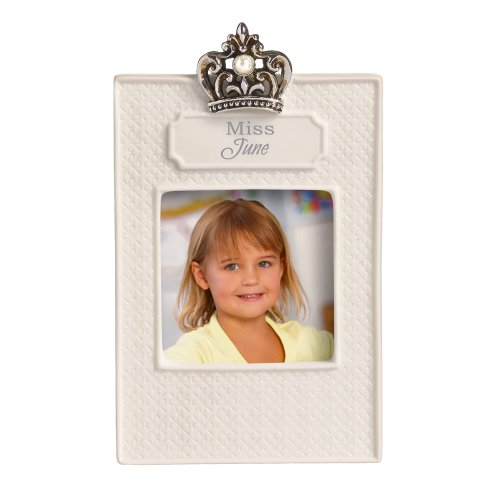 Grasslands Road Everyday Life Photo Frame, Miss June, 2.5 by 2.5-Inch by Grasslands Road