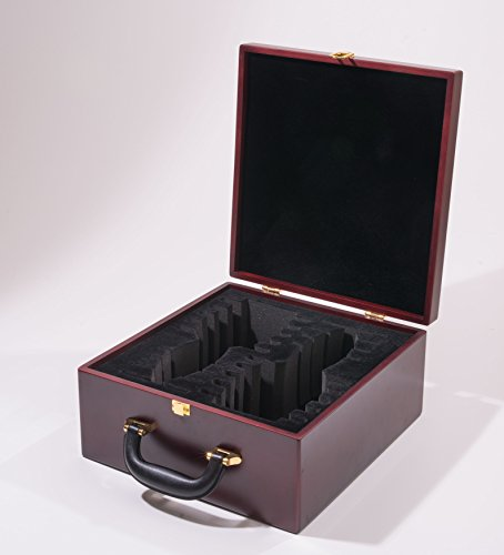 Wine Glass Travel Case for Riedel Sommeliers Bordeaux Grand Cru & Similar