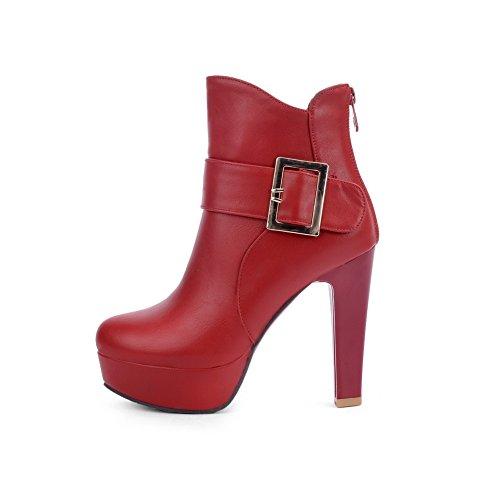 Femme Red ABL10497 Rouge EU 5 BalaMasa Abl10497 Plateforme 38 4Fxqw88Efn