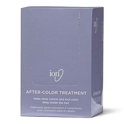 Ion After Color Treatment Packette (Hair Dye Sealer)