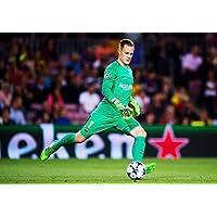 Desconocido Marc-Andre TER Stegen Portero FC Barcelona la