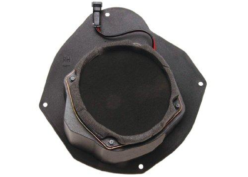 ACDelco 9382849 GM Original Equipment 6 in Round Front Passenger Side Door Radio Speaker (Speaker Passenger)