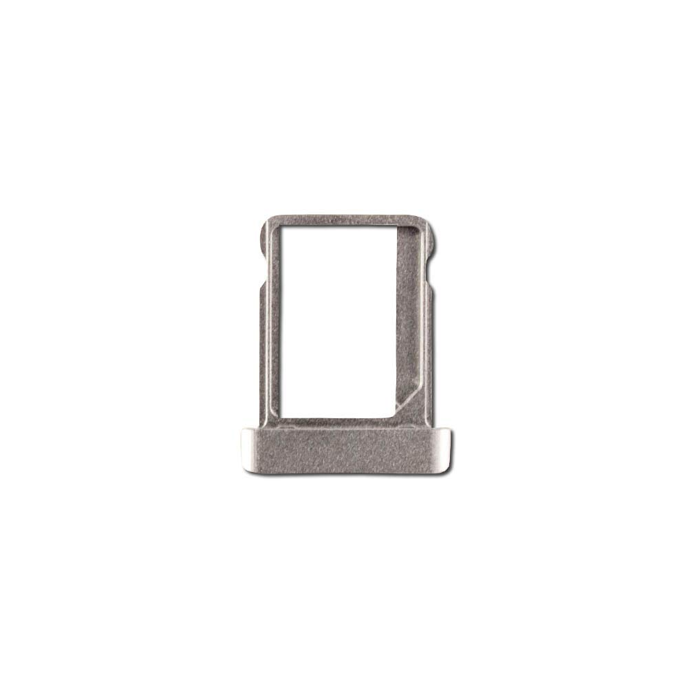 SIM Card Tray Compatible with iPad 2 (Silver) by Group Vertical