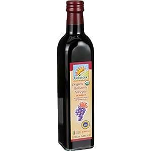 Bionaturae Organic Balsamic Vinegar -- 17 fl oz