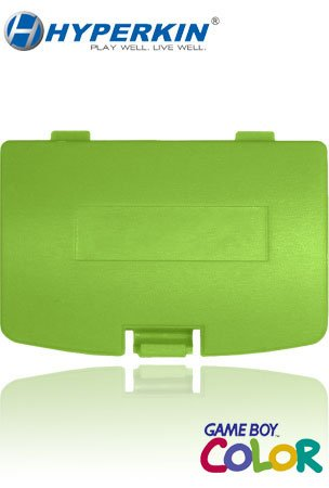 Game Color Cover Battery Boy (LIME Battery Cover for Game Boy Color)