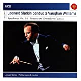 Leonard Slatkin Conducts Vaughan William