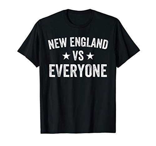 New England VS Everyone Shirt - Season Trend T-Shirt (New England Patriots Vs Buffalo Bills 2014)