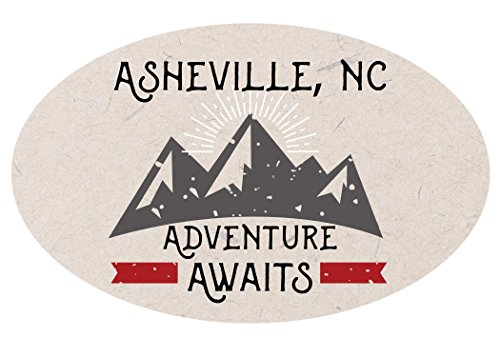 Blue Furniture Ridge (R and R Imports Asheville North Carolina Blue Ridge Mountains Hipster Brewery Souvenir Oval Magnet)
