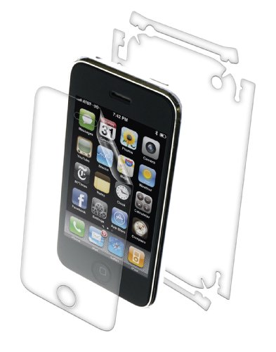 (InvisibleSHIELD for the Apple iPhone 3G (Full Body))