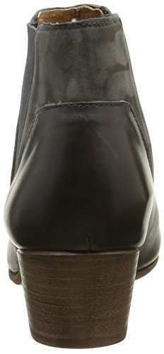 Kickers Damen Freddie Klassische Stiefel Grau