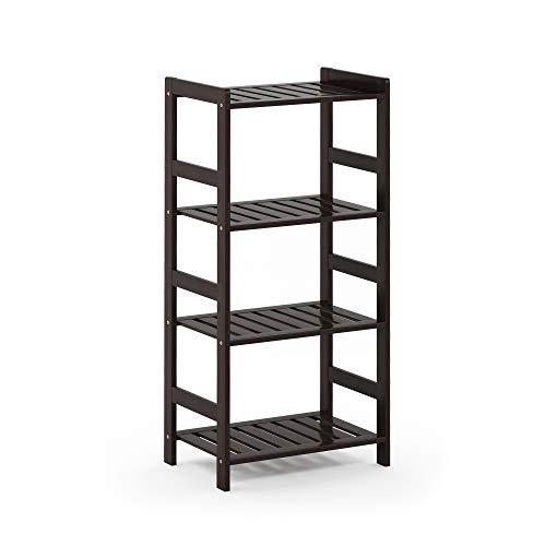 small wooden shelf unit - 8