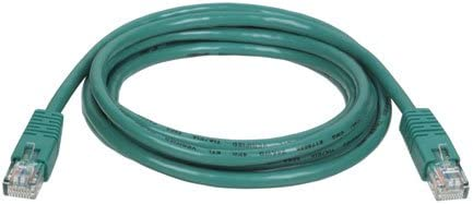 14-ft - N002-014-GN RJ45 M//M - Green Tripp Lite Cat5e 350MHz Molded Patch Cable -
