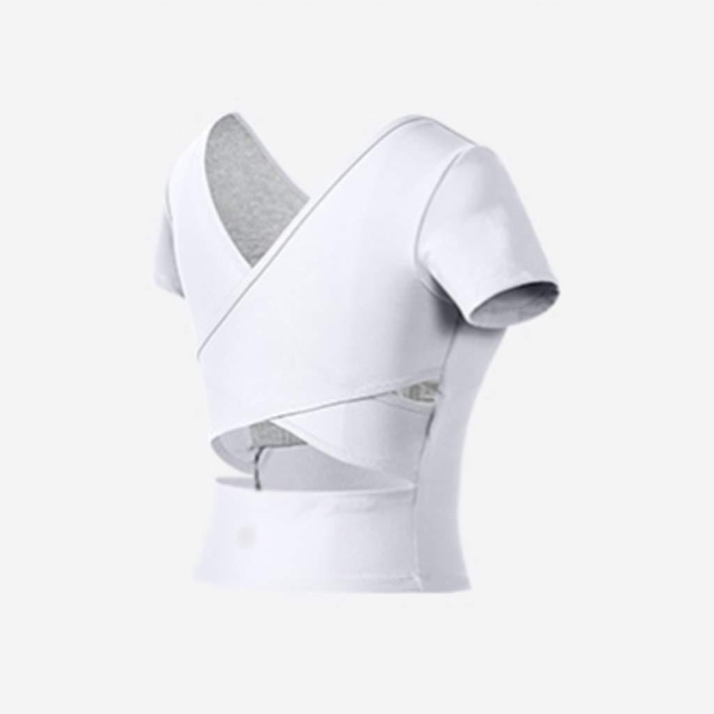 Yoga Kleidung Tops Frauen Stoßfest Westen Training Sport T-Shirt Eingebaute Bras