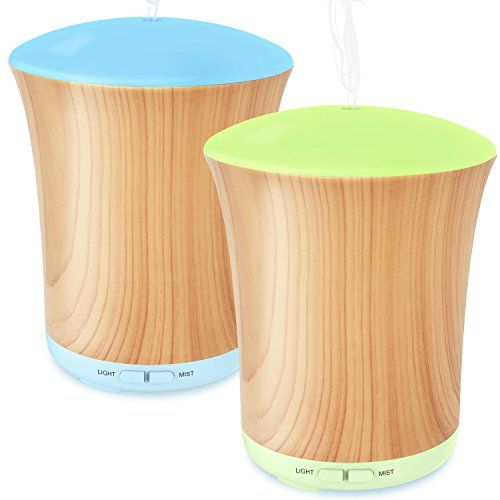 Essential ZOOKKI Ultrasonic Humidifier Changeable