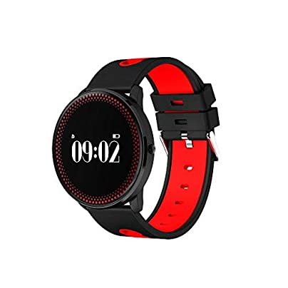 pomelogreem Activity Tracker waterproof Smart sports bracelet heart rate oximeter Sedentary Reminder for Men Women and Kids Estimated Price £42.57 -