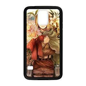 Japanese Anime Attack on Titan Wings Of Liberty For Samsung Glass S4 Cover Best Polymer Case Fit