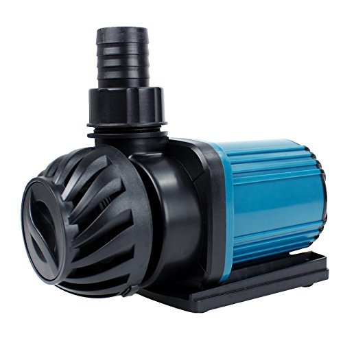 Aquaneat 1400GPH Aquarium Pond Pump Submersible Water Pump Inline Adjustable Fountain Pump Waterfall Koi Filter Hydroponics by Aquaneat