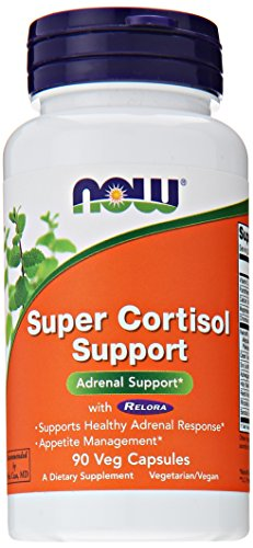 NOW Super Cortisol Support, 90 Veg Capsules