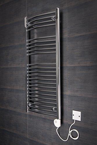 Sècheserviettes Radiateur Moderne électrique Thermostatique - Chauffage electrique salle de bain