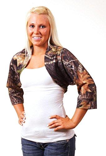 Camo Diva Camo Shrug S/M Camouflage by Camo Diva