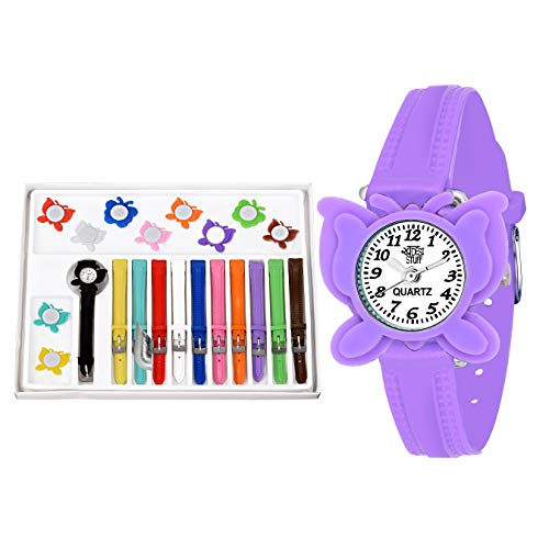SWADESI STUFF Analogue Multicolored Dial Girls' Watch