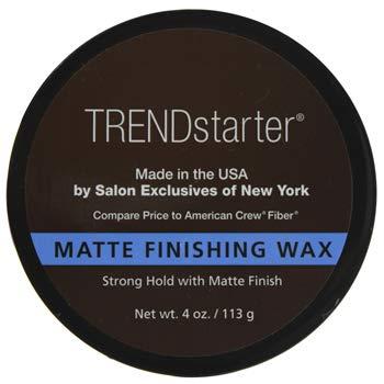 (TRENDstarter Matte Finishing Wax, 4oz)