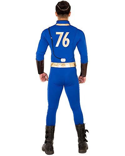 Fallout Costumes - miccostumes Men's Soldier 76 Cosplay Costume