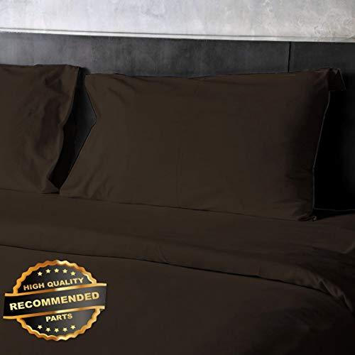 Florance Jones King Size Bamboo Comfort 4-Piece 1800 Count Bedding - Extra Soft DEEP Sheets | Collection Sheet Set SHSTHR-122020139 |