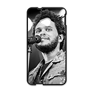 Artistic Fashion Unique White Phone Case for HTC M7