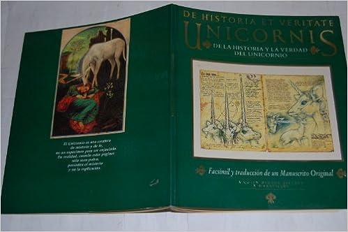 Descargar los libros de google al archivo pdf De la historia y la verdad del unicornio en español PDF