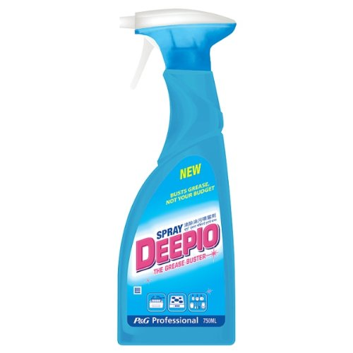 Deepio Professional Spray Degreaser 750ml