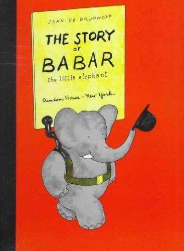 THE STORY OF BABAR THE LITTLE ELEPHANT (1ST RANDOM HOUSE PRT)