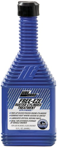 Lubegard 30990 FREE-EZE Rusted Cylinder Treatment, 15 oz.