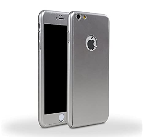custodia iphone 6 silver