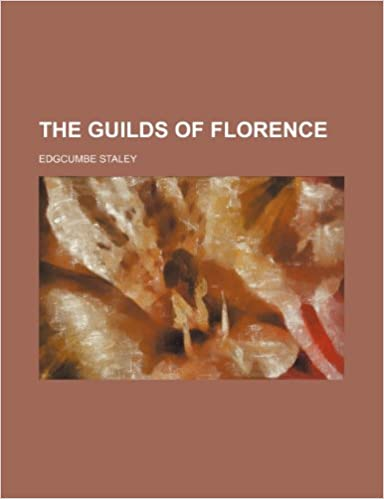 Book The guilds of Florence