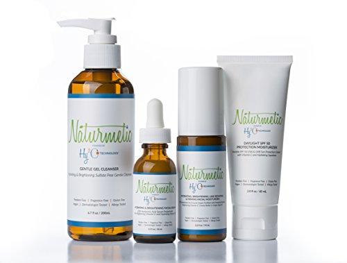 Cheap Naturmetic Kit – Cleanser, Serum, Moisturizer and SPF 50
