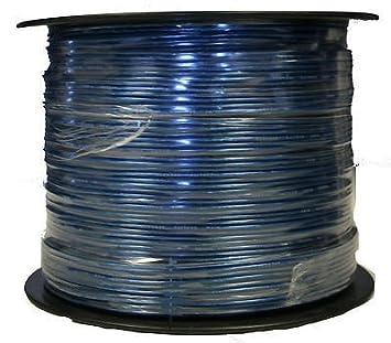 1000 \'Lautsprecher Draht 16 Gauge blau: Amazon.de: Elektronik