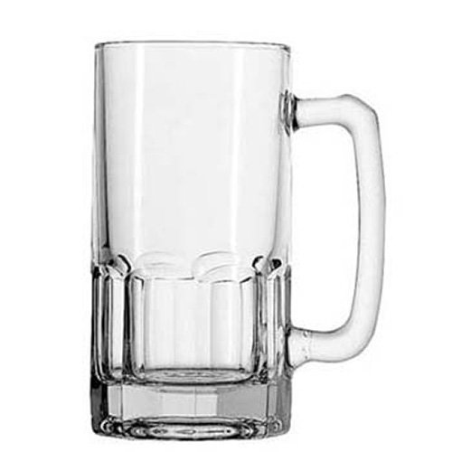 Anchor Hocking 1153U Gusto Beer Mug 1 Liter | Case of 1 Dozen