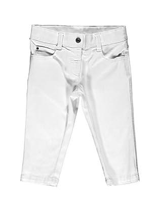 6577e1ddb4 Brums Pantalone Drill 3/24 Mesi Bimba (Bianco)