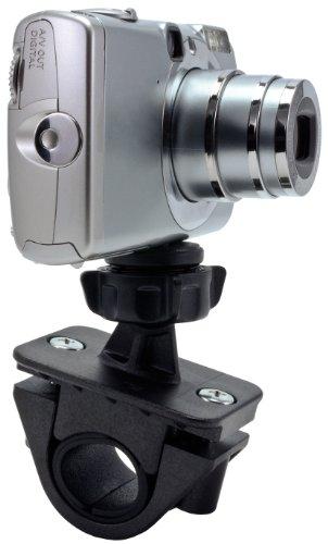 Image of Arkon Camera Bike Motorcycle Handlebar Mount Holder for Sony Samsung Panasonic Nikon Cameras