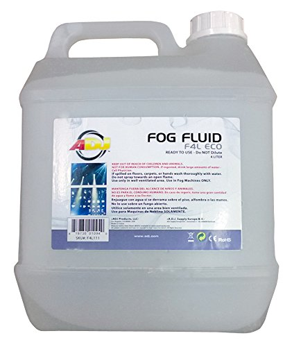 Pro Machine Fog (ADJ Products F4L ECO ADJ FOG JUICE 4L)