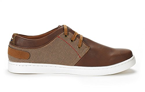 01 BRUNO YORK MARC NEW 3 Fashion brown Oxfords Sneakers NY Men's xqB1Xwnq7