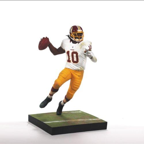(McFarlane Toys NFL Series 32 Robert Griffin III-Washington Redskins Action)