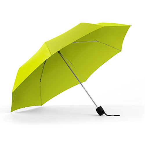 ShedRain Umbrellas Rain Essentials Manual Compact, Lime (Lime Umbrella Green)