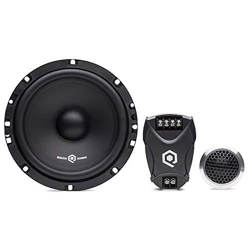 300w Component - SoundQubed QS-6.5 300 Watt Component Speaker Set