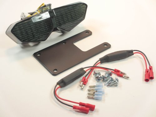Sequential Led Tail Light Ruckus