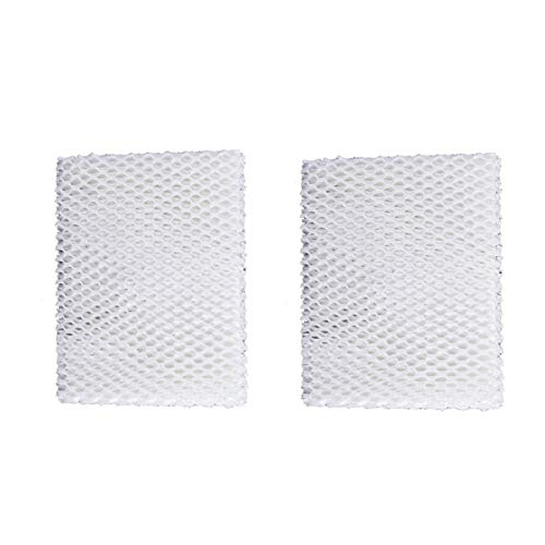 (Duraflow Filtration Replacement Humidifier Pads Compatible with Holmes: HM250, 405, 406, 650, 725,726, 730, 1000, 1025, 1050, 2000, 1550, 1555)