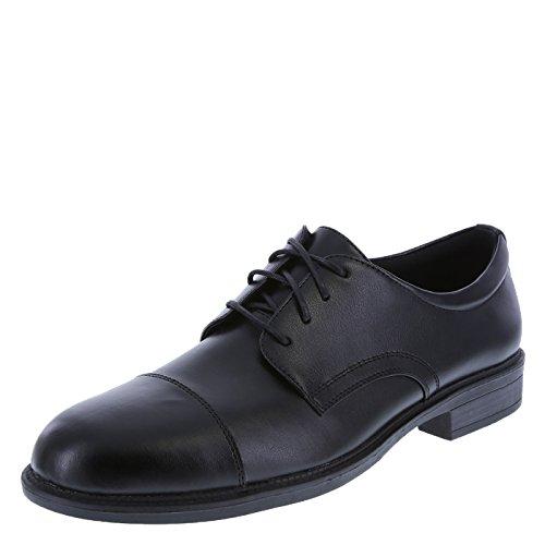 Dexter Men's Smooth Black Men's Archer Captoe Oxford 10.5 Regular