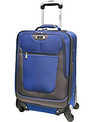 Skyway Epic 20 inch Expandable 4-Wheel Carry-On, Surf Blue, One Size